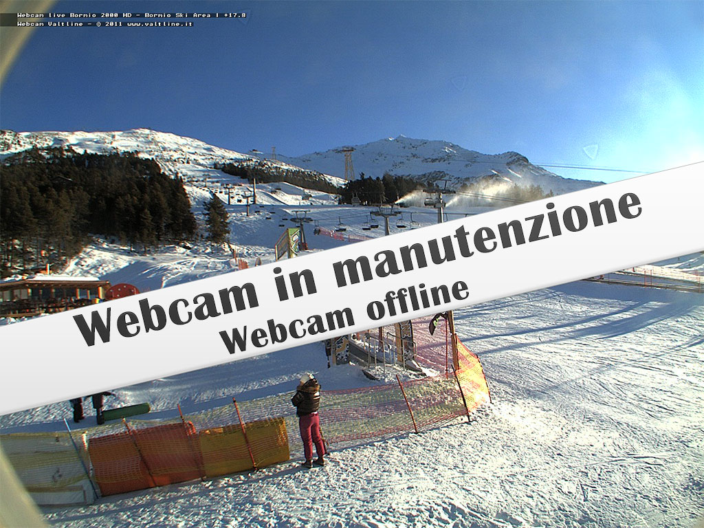 Webcam Bormio SO