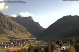 WEBCAM LIVIGNO, nord