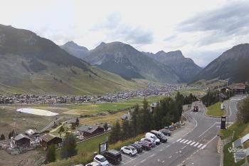 WEBCAM LIVIGNO SUD