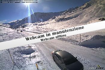 webcam passo Foscagno