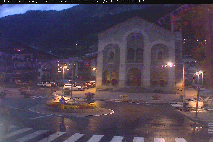 Webcam Valdidentro, Isolaccia - Valtline
