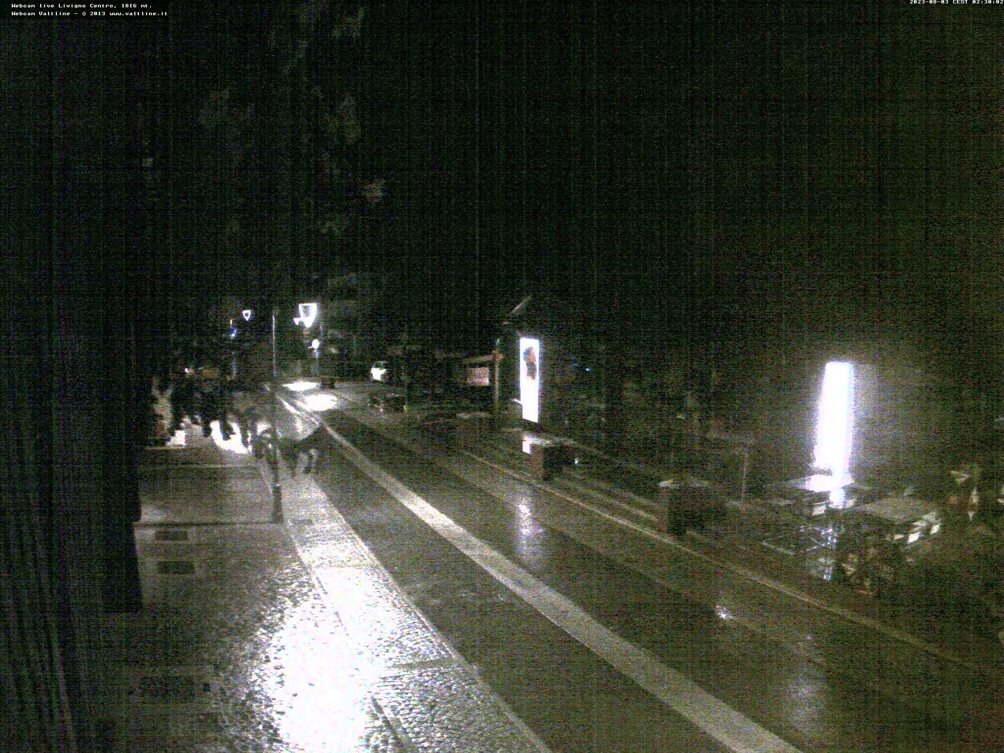 Webcam Livigno - Valtline