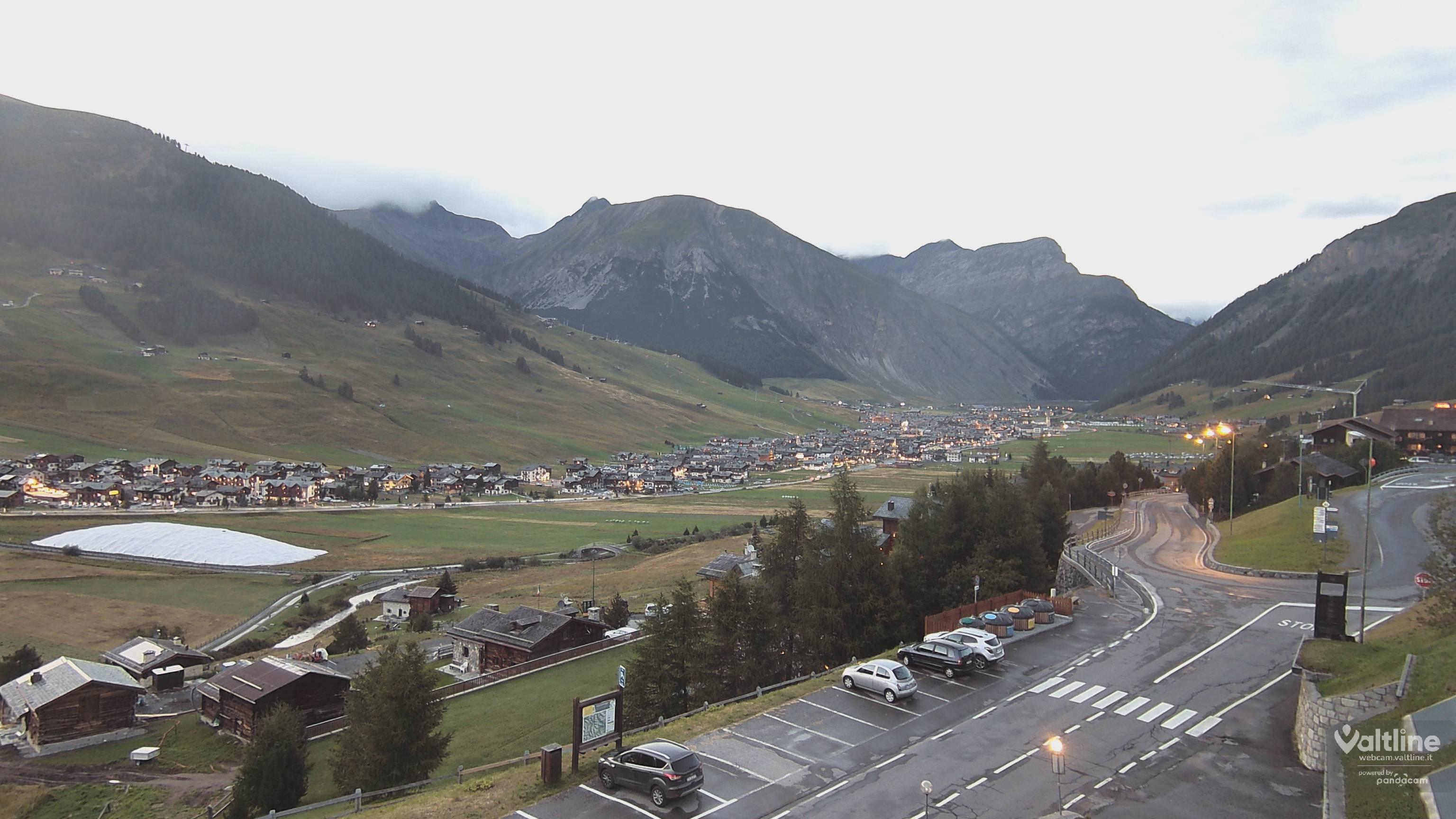 Parte de nieve meteo y webcams de las - Webcam porte puymorens ...