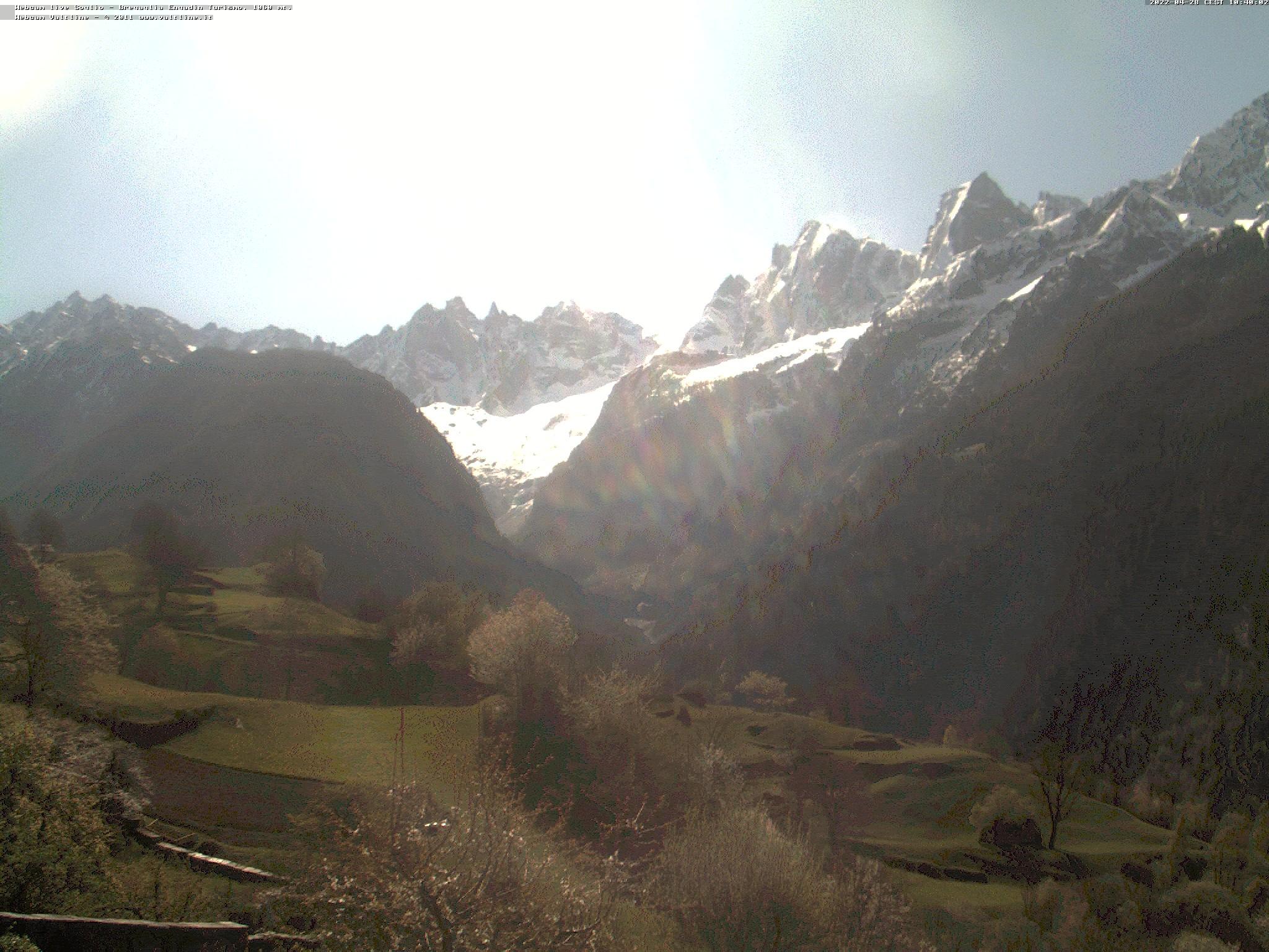 Val Bregaglia - Soglio